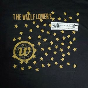 The Wallflowers Vintage 1997 Concert T Shirt Rare